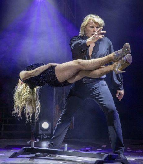 Hans Klok & Friends strijken met circusshow in Uden neer