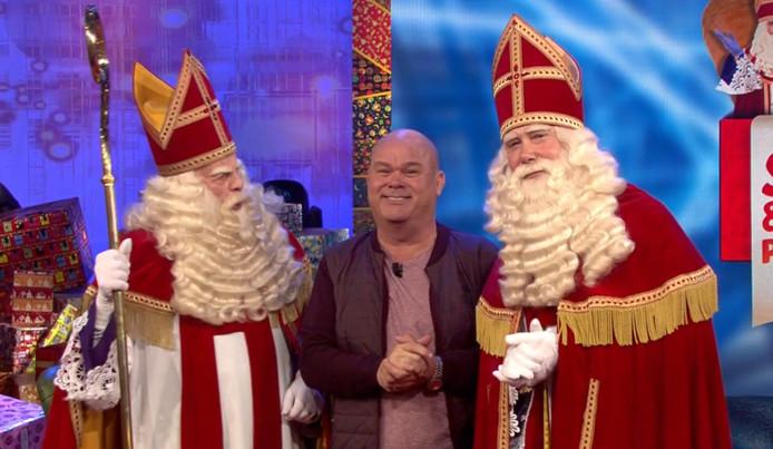 De Sint is al jarenlang goed bevriend met Paul.