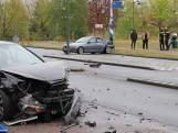 'Enorme klap' bij auto-ongeluk in Waalwijk