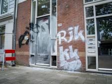 COC-kantoor in Rotterdam beklad met homofobe leuzen: 'Mogelijk vanwege steun aan Roze Kameraden'