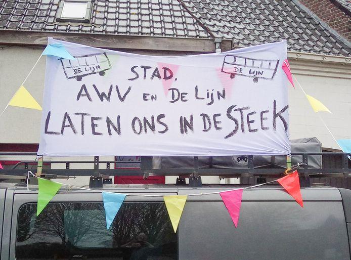 Inwoners van Melden hadden deze week fel geprotesteerd tegen het vooruitzicht dat ze het als gevolg van werkzaamheden de komende drie maanden zouden moeten stellen zonder openbaar vervoer.
