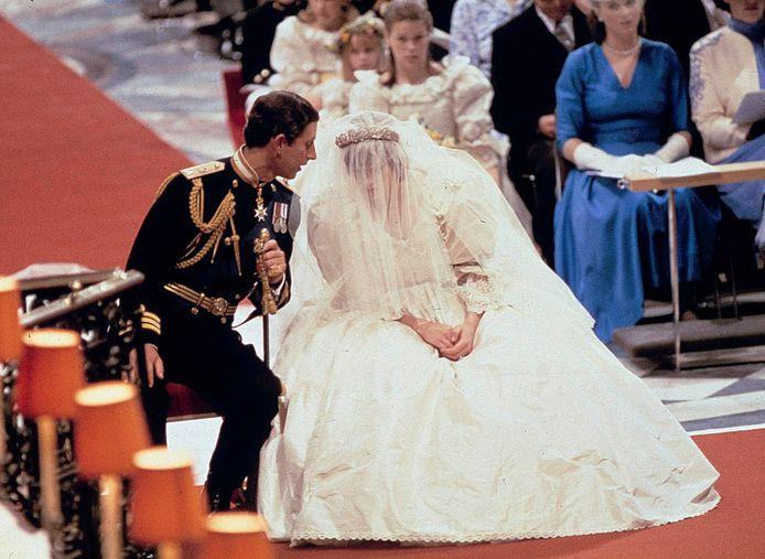 Het huwelijk werd niet alleen een monumentale dag in de Britse geschiedenis, maar ook veruit de meest bekeken en besproken bruiloft aller tijden.