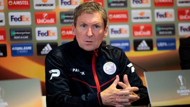 """Dury: """"Willen tonen dat we Europa League waard zijn"""""""