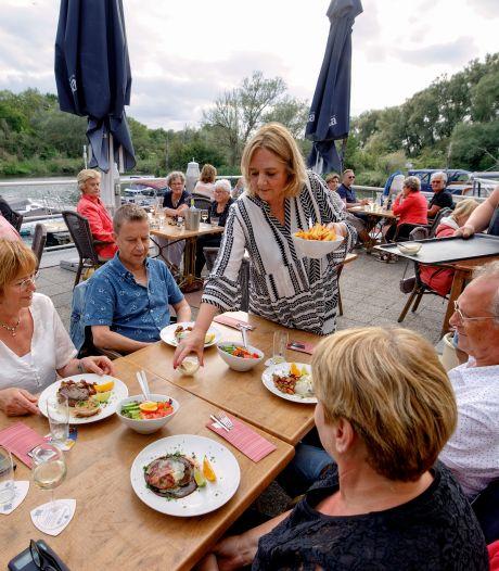 Eetcafé de Maas, fraaie plek voor hongerige zeelui