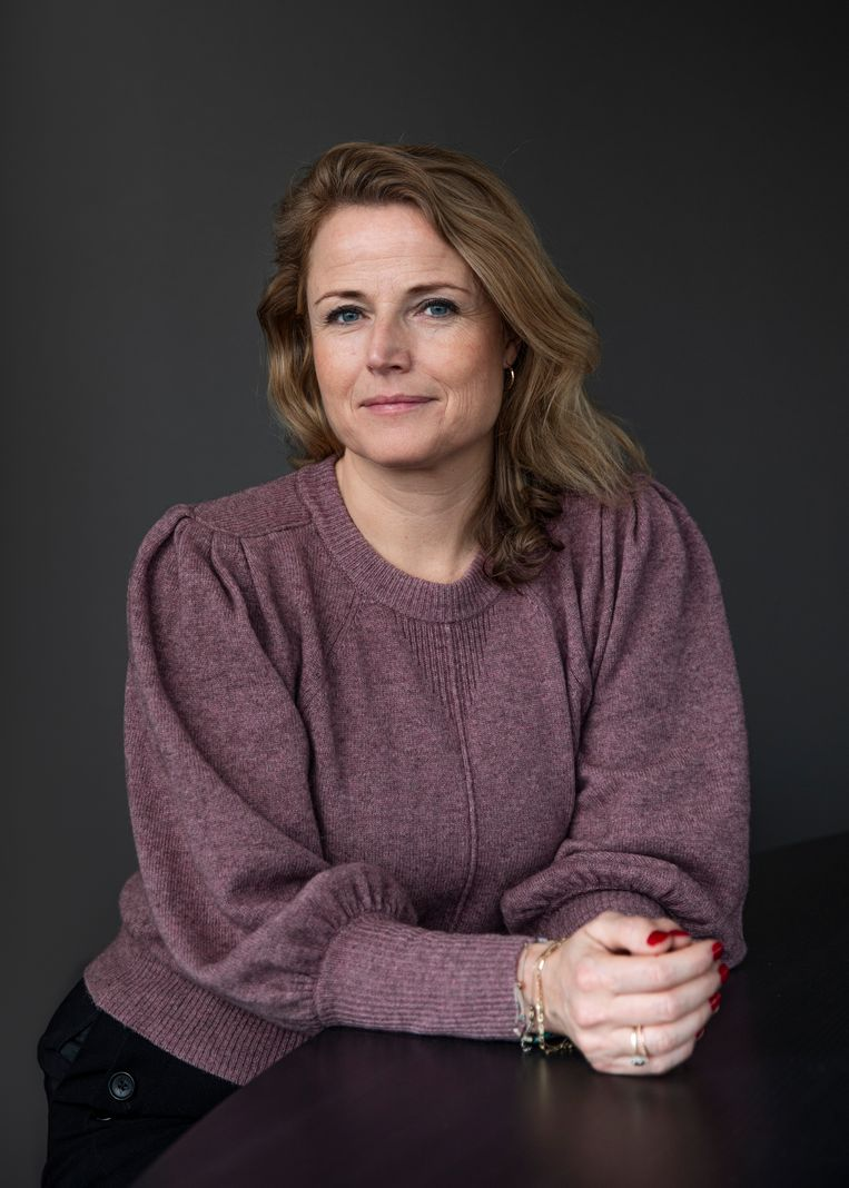 Anja Schreijer: 'Ze dachten dat de beelden in scène waren gezet. Ongelooflijk en gevaarlijk.' Beeld Lin Woldendorp
