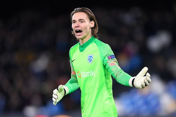 Vandevoordt beleeft een Champions League-debuut om snel te vergeten.