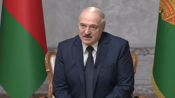 Aleksandr Loekasjenko.