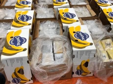 Justitie verdenkt medewerker transportbedrijf van smokkel megapartijen cocaïne