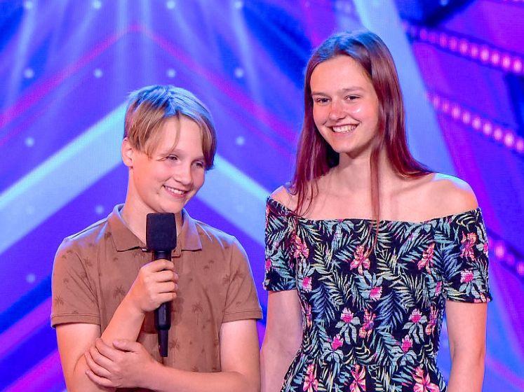 Soleil (12) ontdekt pas op moment zelf dat hij auditie moet doen in Belgium's Got Talent