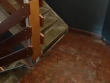 Leidingbreuk in Arnhemse flat, bewoners mogelijk morgen pas weer drinkwater