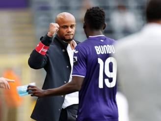 """Op Anderlecht staat recordaankoop Bundu niet ter discussie: """"Mus komt er wel"""""""