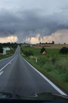 Que signifient ces nuages étranges aperçus dans le ciel gaumais ce week-end?