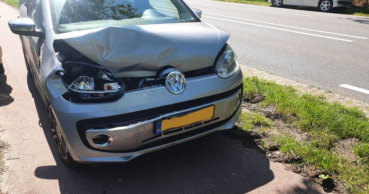 Gewonde bij ongeval in Diepenveen.