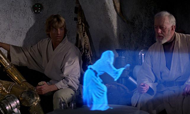 Citaten Uit Star Wars : Quot we willen het beter doen dan de hologrammen die je kent
