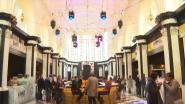 Gent krijgt foodmarket... in kapel