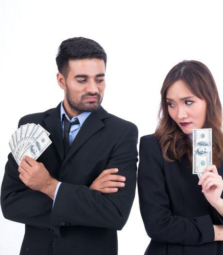 Waarom we nooit tevreden zijn met ons salaris