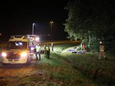 Ernstig ongeluk op A50 bij Epe, afrit afgesloten