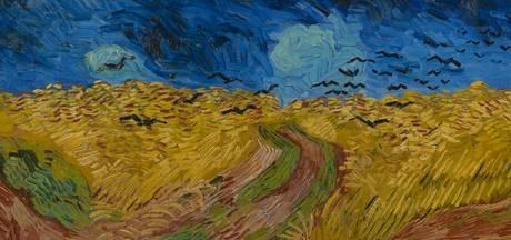 Zeng Fanzhi maakt werken voor Van Gogh Museum
