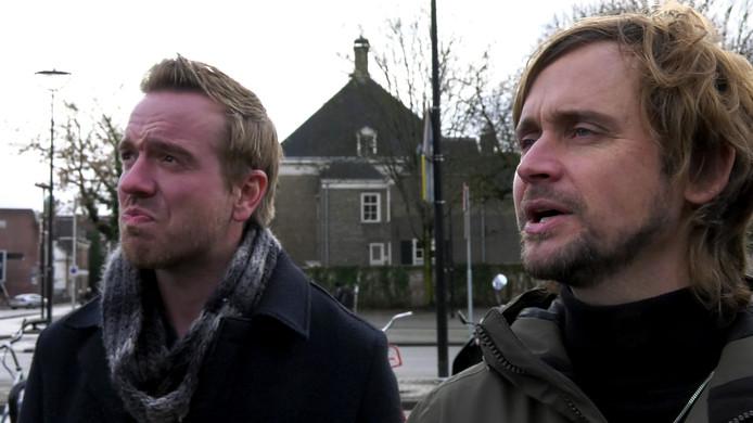 Bas Vermeer en Jeroen Opstelten.