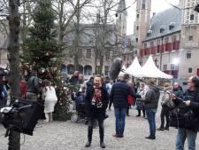Opnames Joris' Kerstboom vanmiddag in Middelburg: wie zet jij in het licht?