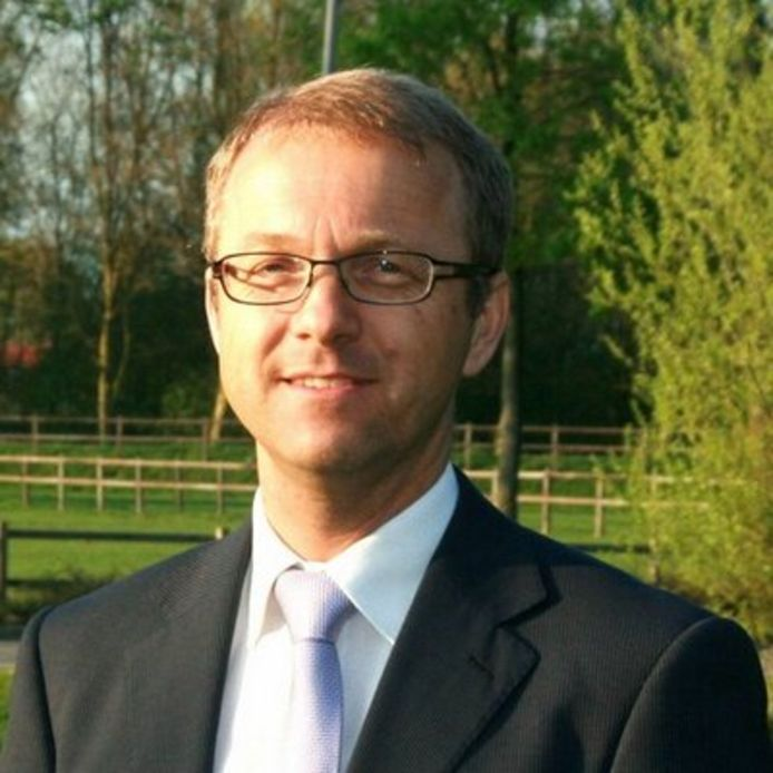 Johan van den Brink is secretaris bij het Wetenschappelijk Instituut van de SGP