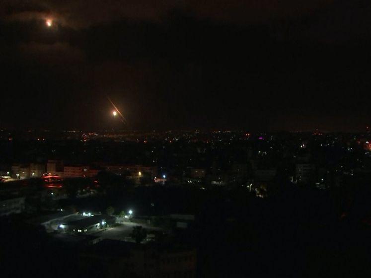 Wederom luchtaanvallen op Gazastrook