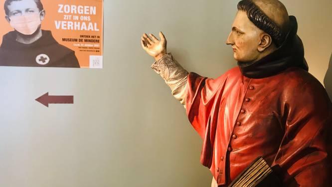 Museum DE MINDERE blikt terug op verzorgende minderbroeders in tijden van besmettelijke ziekten