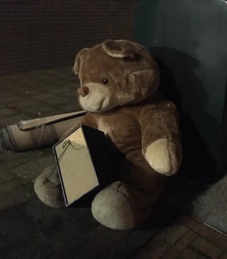 'Meest trieste geval van afval bijplaatsen'