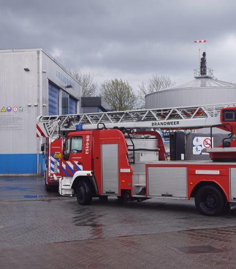 Brandweer met spoed naar biogascentrale Bunschoten, maar melding blijkt loos alarm