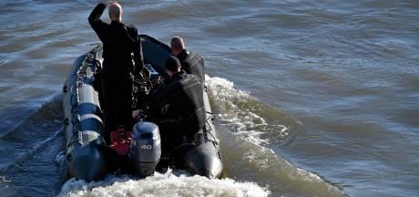 """Les recherches du noyé à Châtelet interrompues: """"Très compliqué"""""""