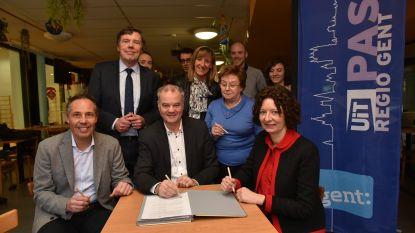Ook Melle en Lochristi maken voortaan deel uit van UiTPAS regio Gent