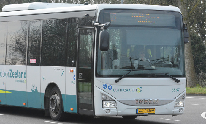 Bus van Connexxion.