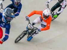 In de schaduw van Niek Kimmann is Mitchel Schotman ook dolgelukkig na WK BMX