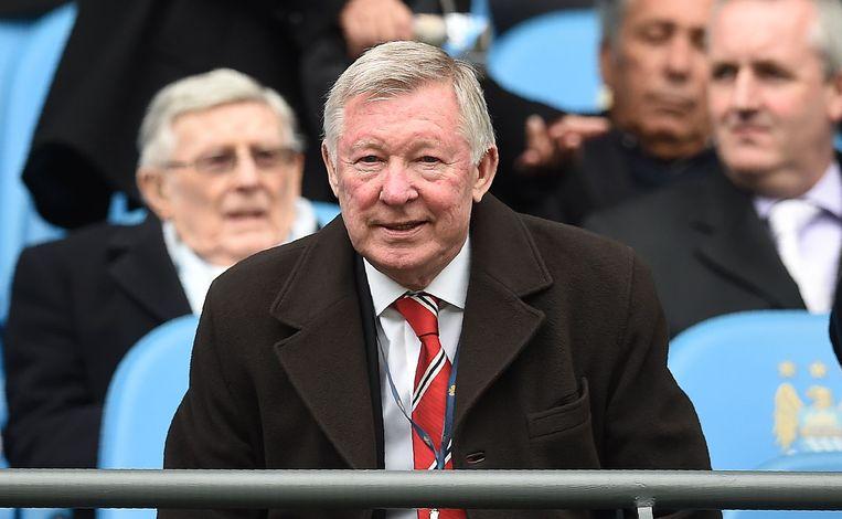 Sir Alex Ferguson. Beeld AFP