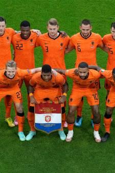 Rapportcijfers Oranje | Bleke Memphis steekt schril af bij spelmaker Frenkie