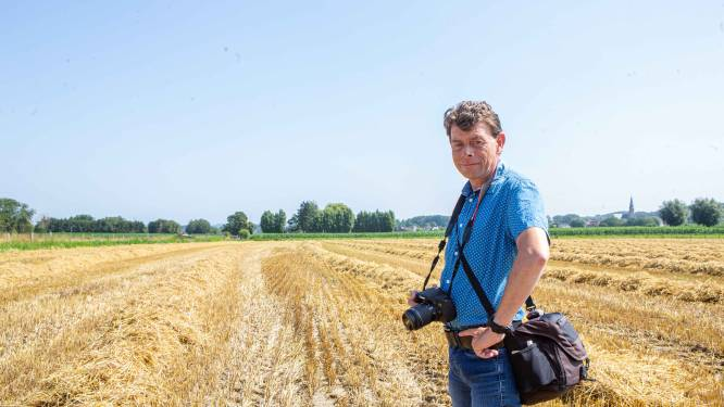 INTERVIEW. Hem ken je misschien niet, maar zijn foto's wel: Philippe trekt er dagelijks op uit om de mooiste weerfoto's te maken