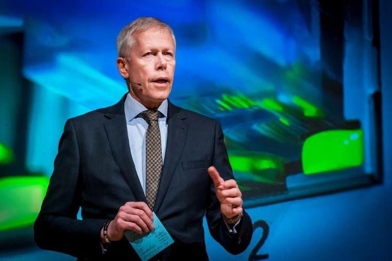 Rob Bertholee, directeur van de AIVD Beeld anp