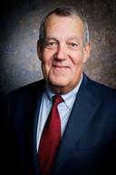Wethouder Harry van Rooijen van Meierijstad.