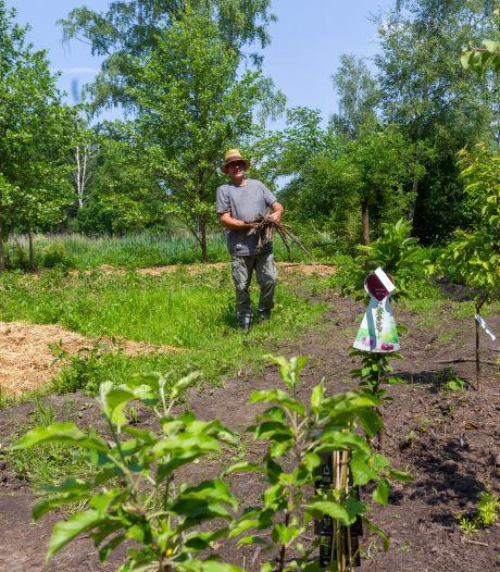 Kasteel Geldrop krijgt een voedselbos