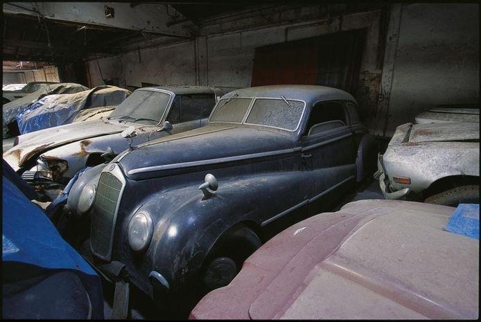 Junk Yard.