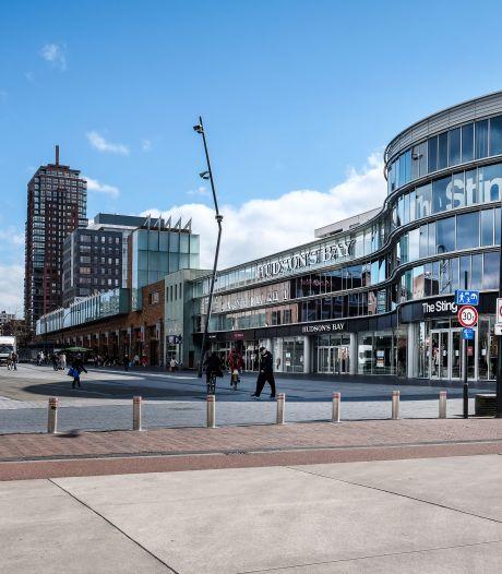 Nieuwe gigant in pand Hudson's Bay Enschede, stad verwacht tot miljoen Duitse bezoekers