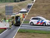 Zeer ernstig ongeval op N50 bij Kampen