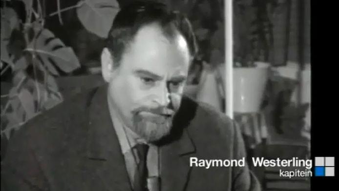 Raymond Westerling.
