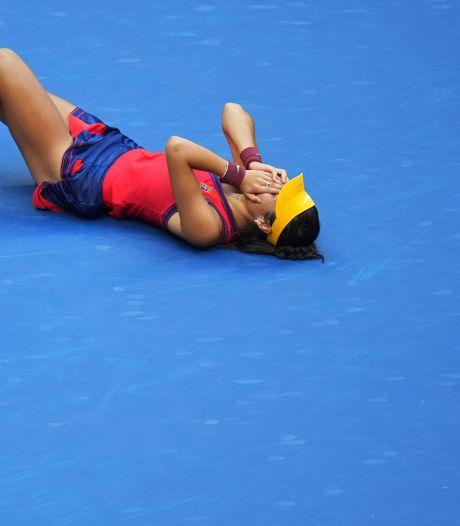 US Open: l'incroyable Emma Raducanu, nouvelle reine de New York
