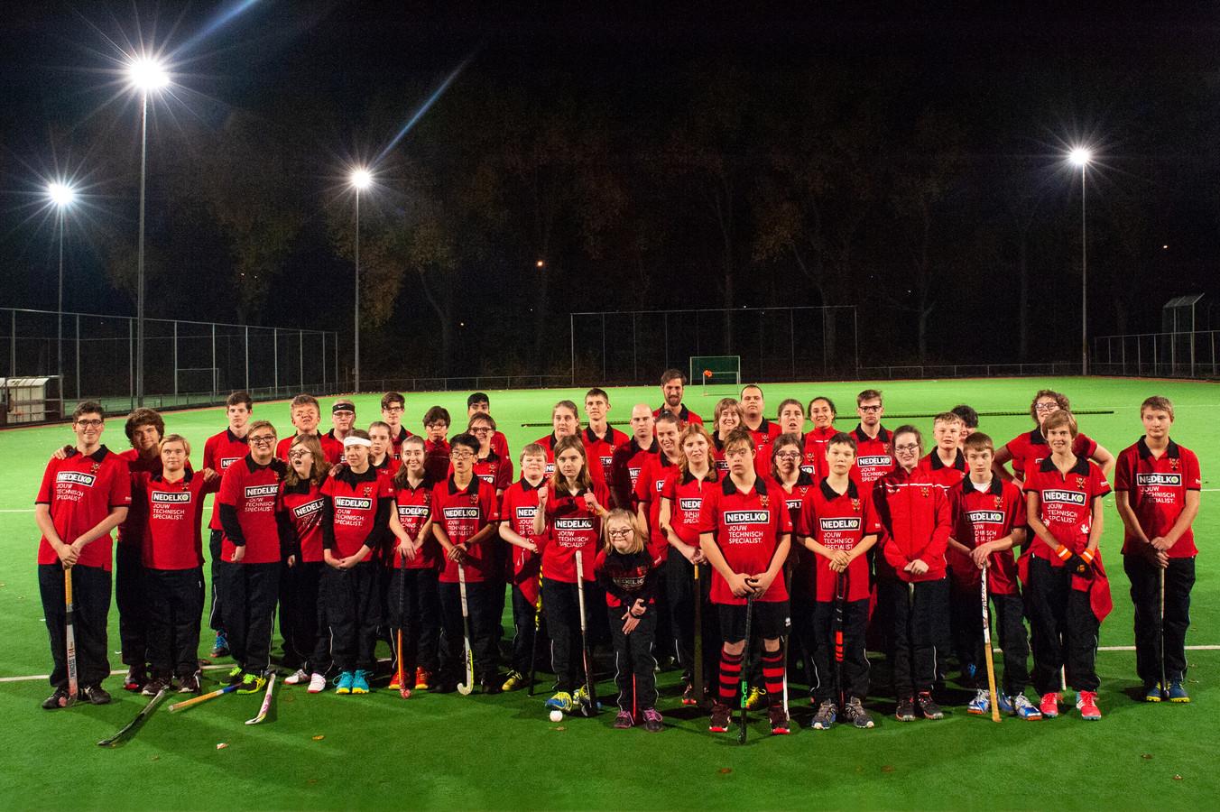 G-hockey Hudito Delft