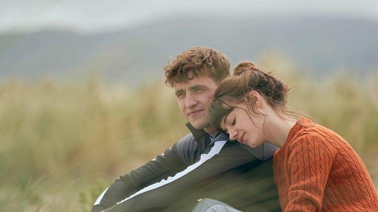'Normal People' toont het hartverscheurende verhaal van Marianne en Connell. Beeld BBC