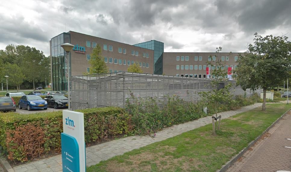Het hoofdkantoor van ZLM in Goes.