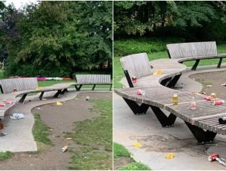 """""""Deze smeerboel pikken we niet!"""", burgemeester Gwendolyn Rutten niet te spreken over afval in het stadspark"""