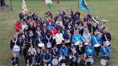 Drie dorpsfanfares stappen muzikale marathon voor het goede doel