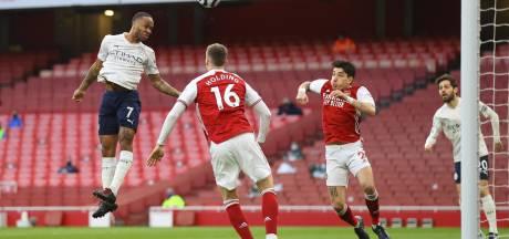Manchester City boekt 18de zege op rij, United en Leicester volgen op tien punten